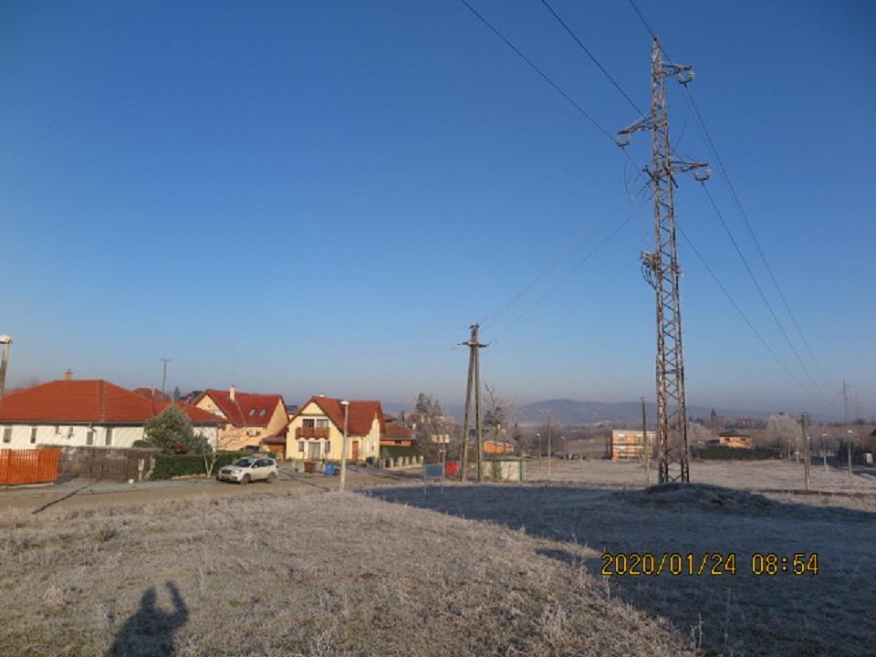 Pécs Újhegy Bóbita utcában építési telek eladó