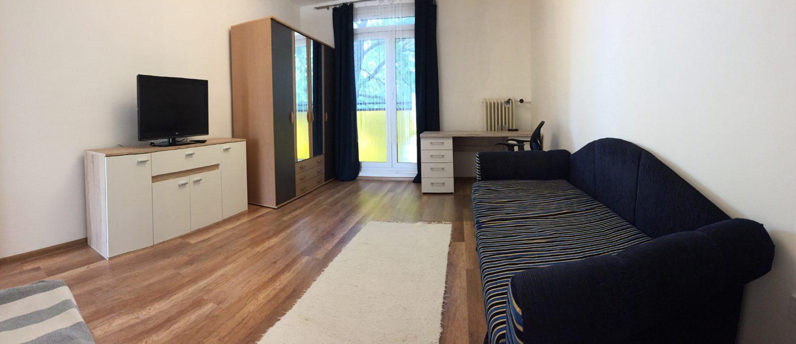 Egyetemvárosban 2 szobás lakás!
