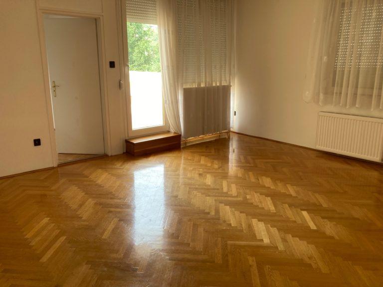 Zöldövezeti 3 hálószoba+nappali lakás kiadó!